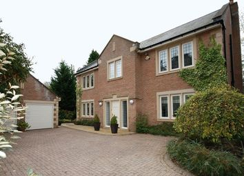 Thumbnail 4 bed detached house for sale in Morpeth