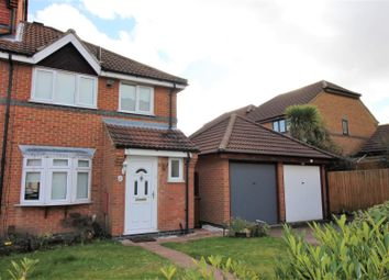 3 bed semi-detached house for sale in Chance Close, Chafford Hundred, Grays RM16