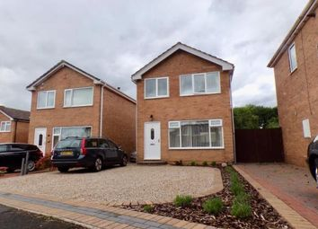 Thumbnail 3 bed detached house for sale in Kestrel Drive, Scotton, North Yorkshire