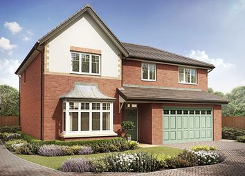Thumbnail 5 bedroom detached house for sale in Off Gorsey Lane, Mawdesley