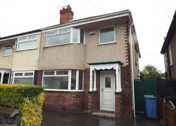 Thumbnail 3 bed semi-detached house to rent in Pitville Avenue, Liverpool