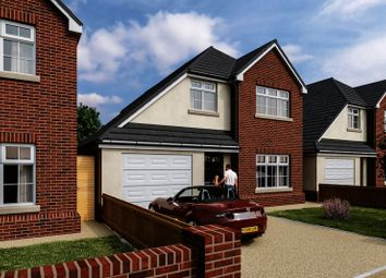 Thumbnail 3 bed detached house for sale in Aughton Park Drive, Aughton, Ormskirk