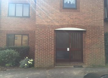 Thumbnail 1 bed flat to rent in Quincey Road, Egham, Surrey
