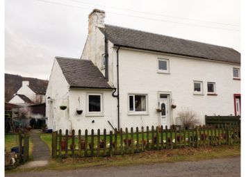 Thumbnail 3 bed semi-detached house for sale in Bunrannoch Place, Pitlochry