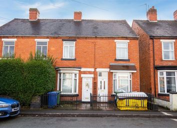 Thumbnail 3 bed terraced house for sale in St Johns Road, Cannock, Staffordshire