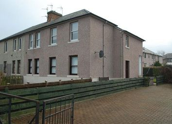 Thumbnail 3 bed flat to rent in Mansfield Avenue, Newtongrange, Dalkeith