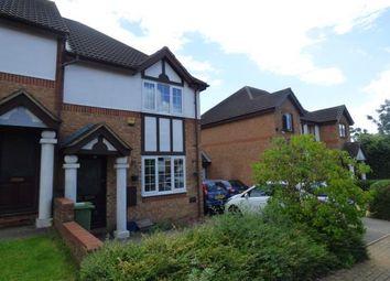 Thumbnail 3 bed semi-detached house for sale in Eelbrook Avenue, Bradwell Common, Milton Keynes, Buckinghamshire