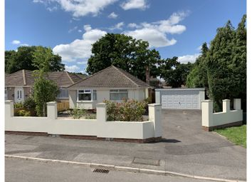 Thumbnail 3 bed detached bungalow for sale in Weldon Avenue, Bear Cross, Bournemouth