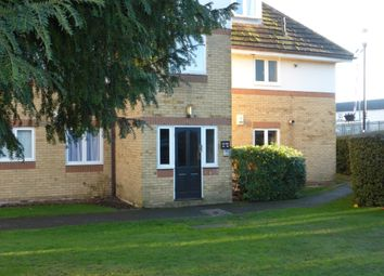 Thumbnail 2 bed flat for sale in Burn Close, Addlestone