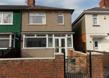 Thumbnail 3 bed end terrace house for sale in Clarendon Road, Grimsby