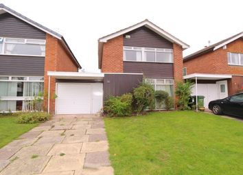 Thumbnail 3 bed detached house to rent in Burnham Close, Cheadle Hulme, Cheadle