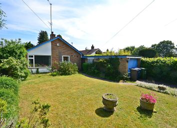Thumbnail 3 bed detached bungalow for sale in Doggets Lane, Fulbourn, Cambridge