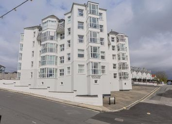 Thumbnail 2 bed flat for sale in Promenade, Port Erin, Isle Of Man