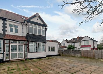 Thumbnail Semi-detached house for sale in Keswick Gardens, Wembley
