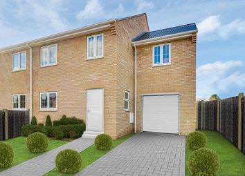 4 bed semi-detached house for sale in North End, Bassingbourn, Royston SG8