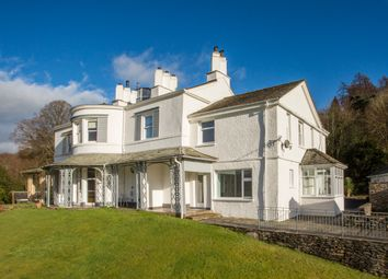 Thumbnail 3 bedroom semi-detached house for sale in Hazelrigg, Kendal Road, Windermere