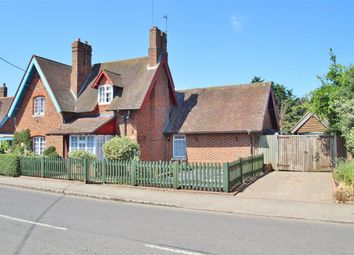Thumbnail 3 bed cottage for sale in Christmas Cottage, 3 Buckingham Road, Steeple Claydon