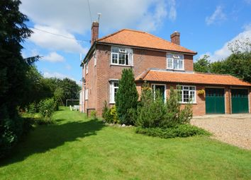 Thumbnail 5 bedroom detached house for sale in Days Road, Capel St Mary, Ipswich