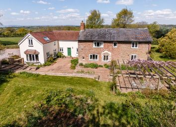 Thumbnail 5 bed equestrian property for sale in Pudleston, Leominster