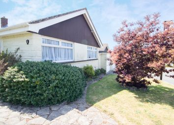 Greenlands Road, East Cowes PO32. 3 bed detached bungalow for sale