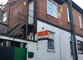 Thumbnail 1 bed flat to rent in Abney Street, Leicester