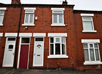 Thumbnail 3 bed terraced house for sale in Booth Street, Chesterton, Newcastle-Under-Lyme
