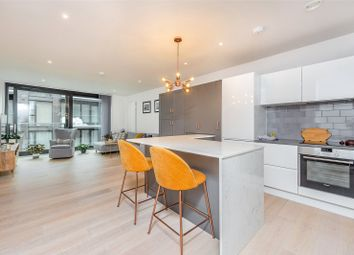 Thumbnail 1 bed flat for sale in Summerston House, Royal Wharf, Royal Docks