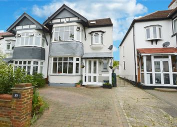 Thumbnail 4 bed semi-detached house for sale in Marlborough Road, Southend-On-Sea, Essex