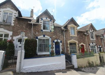 Thumbnail 2 bed terraced house to rent in Princes Road, Torquay