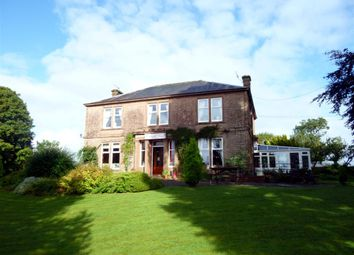 Thumbnail 8 bed detached house for sale in Ravenshill House, Dumfries Road, Lockerbie, Dumfries & Galloway