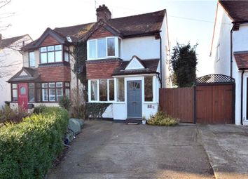 Thumbnail 2 bedroom semi-detached house for sale in Denham Way, Maple Cross, Rickmansworth