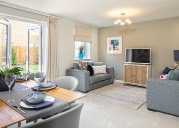 "Thumbnail 3 bed end terrace house for sale in ""Hampton"" at The Ridge, London Road, Hampton Vale, Peterborough"