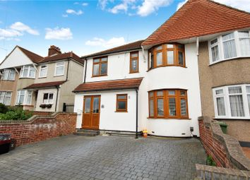 Thumbnail 4 bed end terrace house for sale in Yorkland Avenue, South Welling, Kent