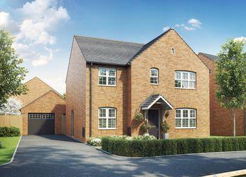 "Thumbnail 5 bed detached house for sale in ""The Corfe  "" at Oakington Road, Cottenham, Cambridge"