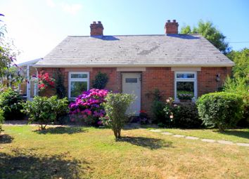 Thumbnail 3 bed detached bungalow for sale in Bullock Road, Terrington St Clement, Kings Lynn, Norfolk