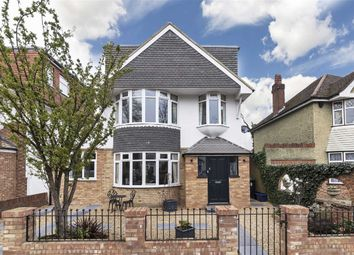 Thumbnail 4 bed detached house for sale in Clive Road, Twickenham
