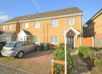 Thumbnail 4 bed semi-detached house to rent in Boundary Road, London