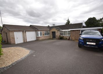 Thumbnail 4 bed detached bungalow for sale in Field Farm Lane, Metheringham, Lincoln