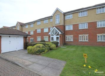 Thumbnail 1 bed flat for sale in Armstrong Close, Borehamwood, Hertfordshire