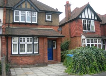Thumbnail 3 bedroom semi-detached house for sale in Thorkhill Road, Long Ditton