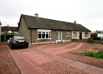Thumbnail 2 bed semi-detached bungalow for sale in Carnwath Road, Carluke