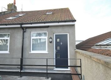 Thumbnail 2 bedroom flat to rent in Badminton Road, Downend, Bristol, Gloucestershire