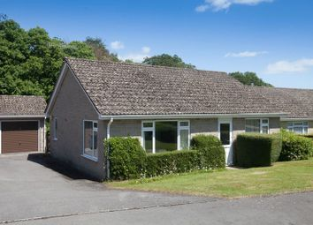 Thumbnail 2 bed detached bungalow for sale in Beckford Close, Tisbury, Salisbury