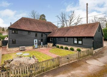 Thumbnail 5 bed detached house for sale in Polhill Lane, Harrietsham, Maidstone