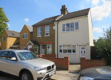 Thumbnail 3 bed property to rent in Whitley Road, Hoddesdon