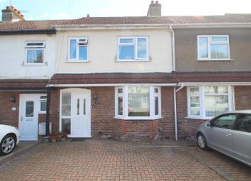 Thumbnail 3 bed terraced house for sale in Fourth Avenue, Lancing, West Sussex