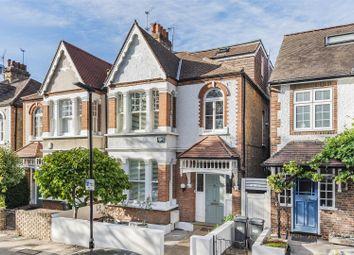 Elmwood Road, London W4. 5 bed semi-detached house