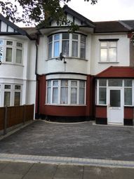 Thumbnail 3 bedroom terraced house to rent in Ridgeway Gardens, Ilford