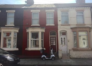 Thumbnail 2 bed terraced house for sale in Milman Road, Walton, Liverpool