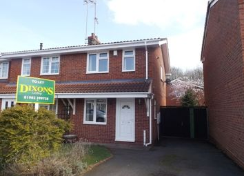Thumbnail 2 bed property to rent in Gleneagles Road, Perton, Wolverhampton